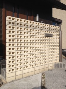Hollow Brick 空胴レンガ