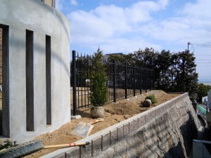 ラフィーネ2型フェンス