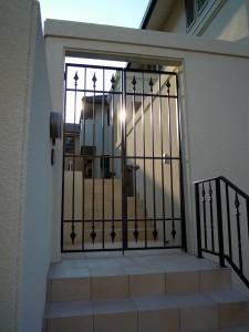 大和金属 門扉