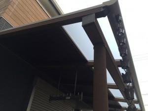 天井材・鎖樋