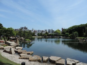 徳川園 龍仙湖2