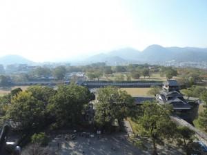 熊本城景色