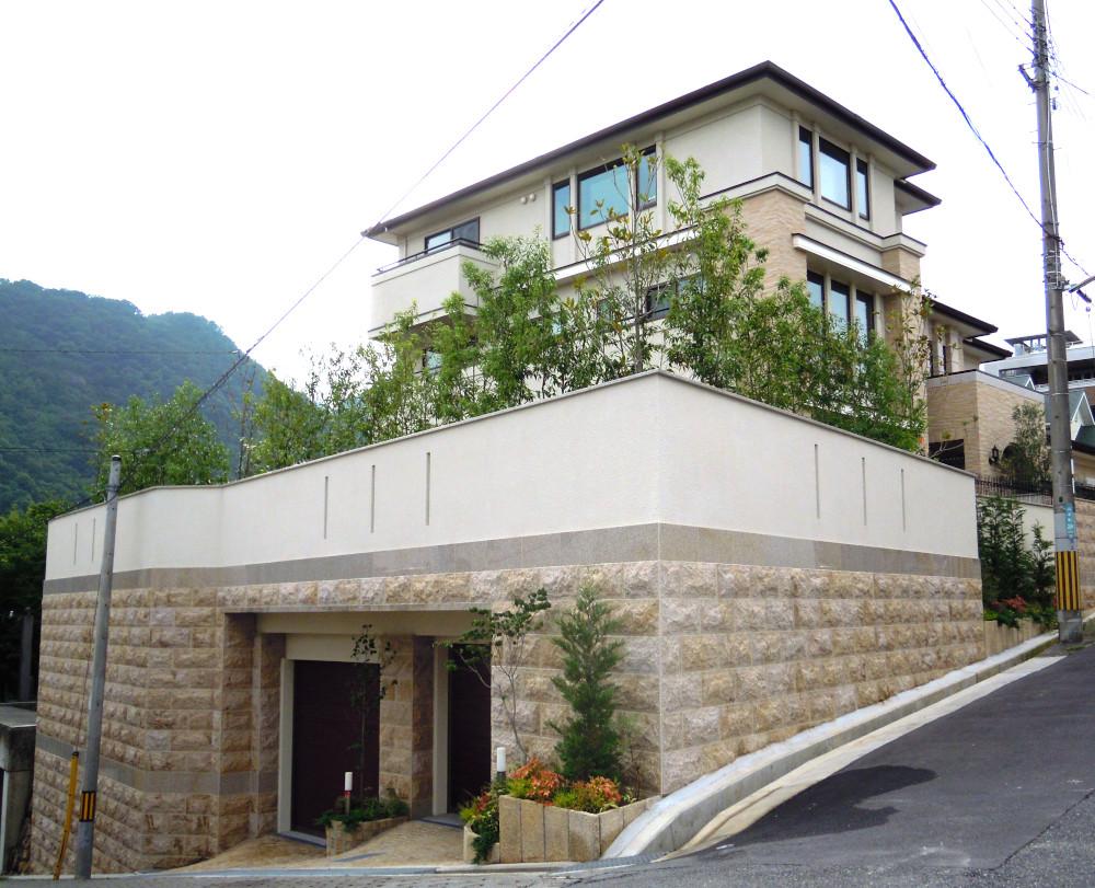 三井ホーム 豪邸 兵庫県
