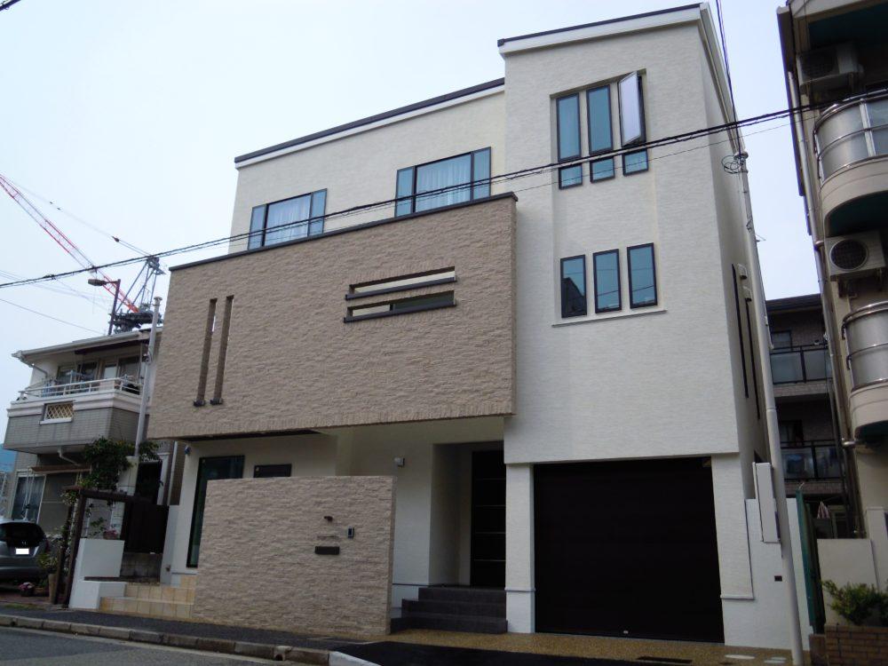 三井ホーム 外構工事 大阪
