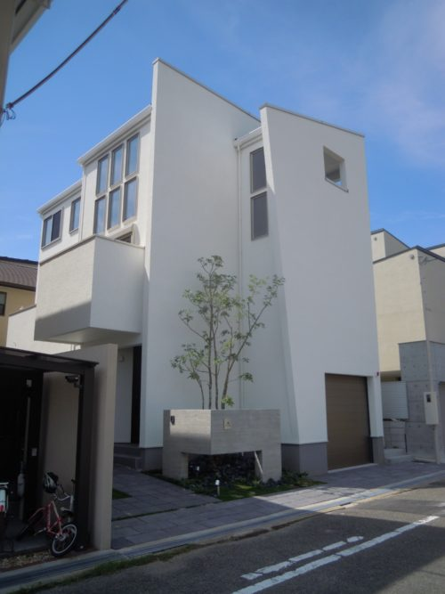 三井ホーム モデルハウス
