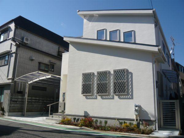 エクステリア 外構工事 大阪