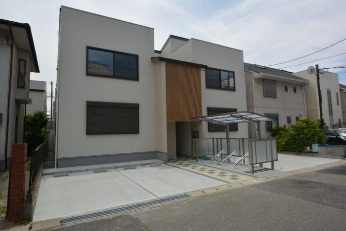 賃貸住宅 外構工事 大阪