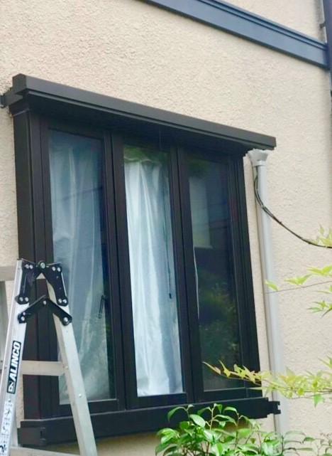 窓にシェードを取付 日よけ シェード 取付 リクシル スタイルシェード 紫外線対策 熱中症対策 室内を涼しく 壁付け用