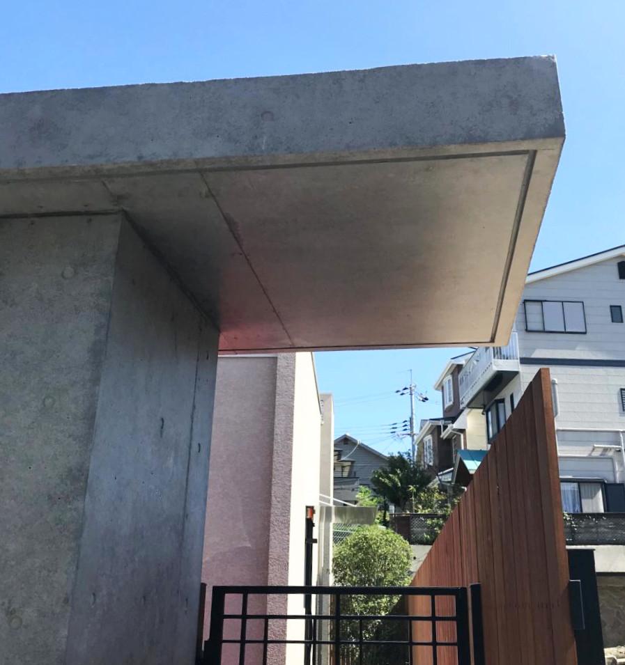 打ちっぱなしコンクリート