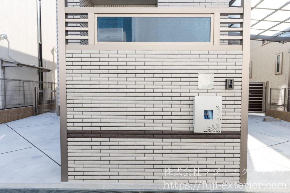 エクステリア 大阪 外構工事