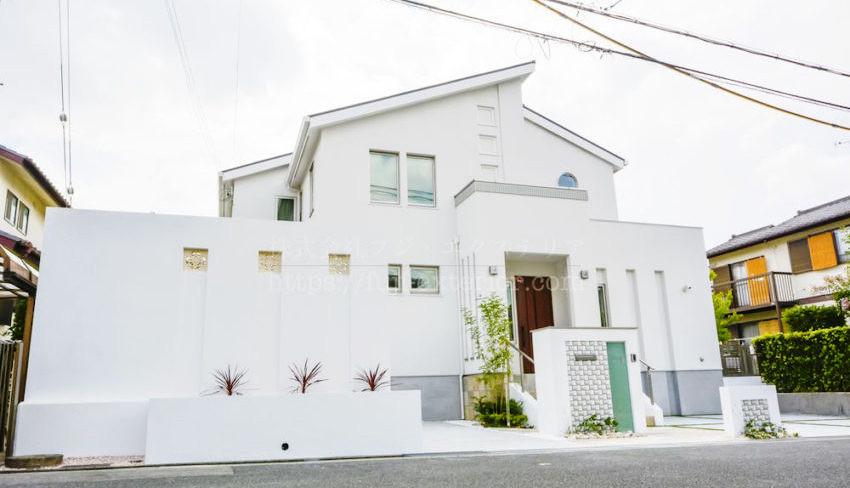 三井ホーム バリ風エクステリア