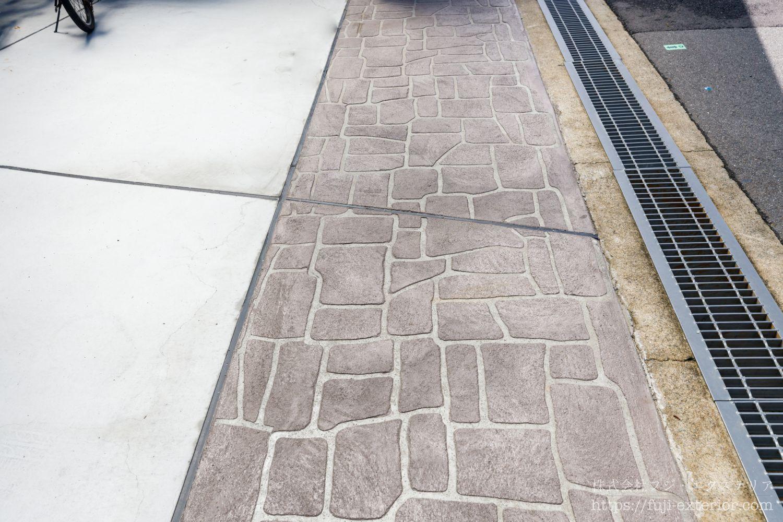 グランドコンクリート エクステリア 大阪